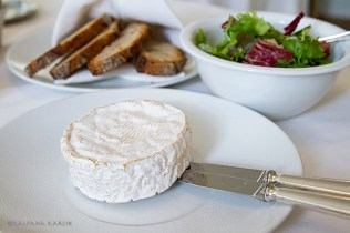 Cantin Camembert cheese